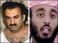 Khalid Sheikh Mohammed and Ramzi Binalshibh