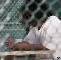 Guantanamo Bay detainee