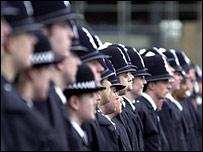 Metropolitan Police recruits
