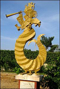 Ouidah monument