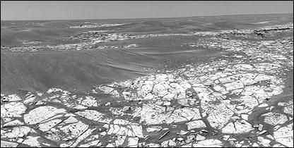 Meridiani Planum  Image: Nasa