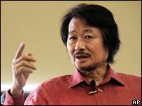 Shih Ming-de on 5 September 2006