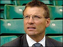 Rob Andrew pictured at Twickenham