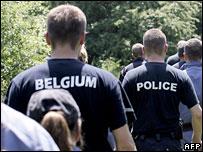 Belgium police (file picture)