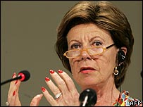 Neelie Kroes, EU Competition Commissioner