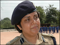 Commandant Seema Dhundiya