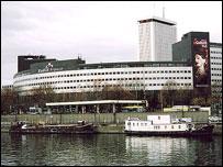 Radio France building, Paris