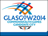Commonwealth Games Glasgow bid logo