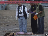 Another woman's body found in Juarez