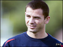 Rangers' Phil Bardsley
