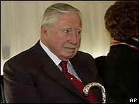 Augusto Pinochet, ex gobernante de facto de Chile