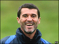 Keane's single-mindedness has carried over into management