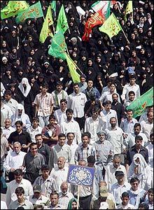 Jamkaran, near Qom in central Iran