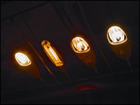 Lights at Pamela (UCL)
