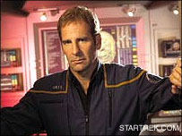 Scott Bakula in Star Trek: Enterprise