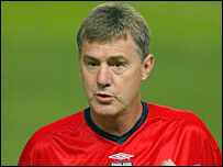 New Sheffield United coach Brian Kidd