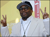 Spike Lee at the Venice Film Festival