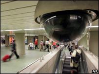 Surveillance camera, AP