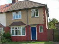 Syd Barrett's former house