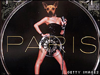 Doctored Paris Hilton CD