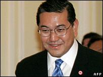 Surakiart Sathirathai, Thailand's deputy prime minister