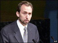 Prince Zeid al-Hussein (file picture, 2001)