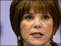 HP chairwoman Patricia Dunn