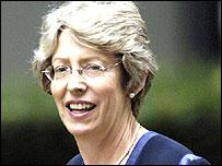 Health Secretary Patricia Hewitt