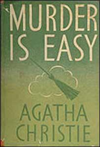 Original Agatha Christie book