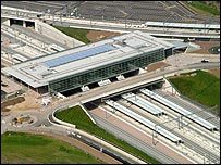 Ebbsfleet International Station