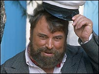 Brian Blessed in My Family and Other Animals