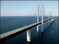 Oresund bridge (pic: Oresundsbron)