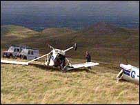 Cessna air crash