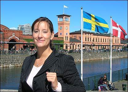 Maria Christensen back in Malmo