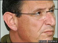 Israeli Maj Gen Udi Adam