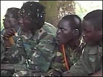 LRA rebels