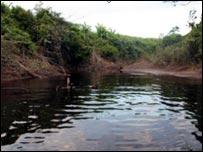 Contaminaci�n en el R�o Corrientes