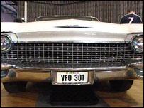 Elvis's 1961 Cadillac