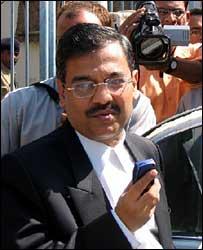 Public prosecutor Ujjwal Nikam