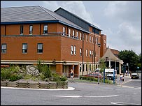 Fairfield hospital, Bury