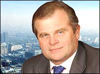 Norwich Union executive chairman Patrick Snowball