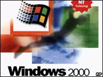 Windows 2000 box, AP