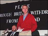 John McDonnell in 1997