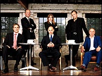 The Dragon's Den series