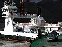 Corran car ferry (Pic: Undiscovered Scotland)