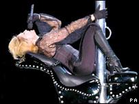 Madonna.  Image: PA