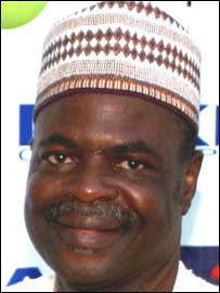 Amos Adamu, Fifa executive committee member