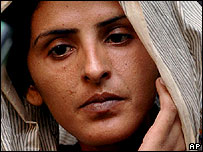 Mukhtaran Mai, rape victim turned campaigner