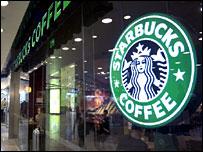 Tienda de Starbucks