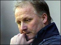 Leeds boss Kevin Blackwell